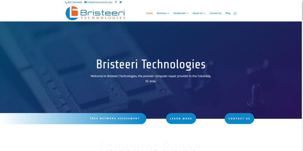Bristeeri Technologies IT Security Specialist