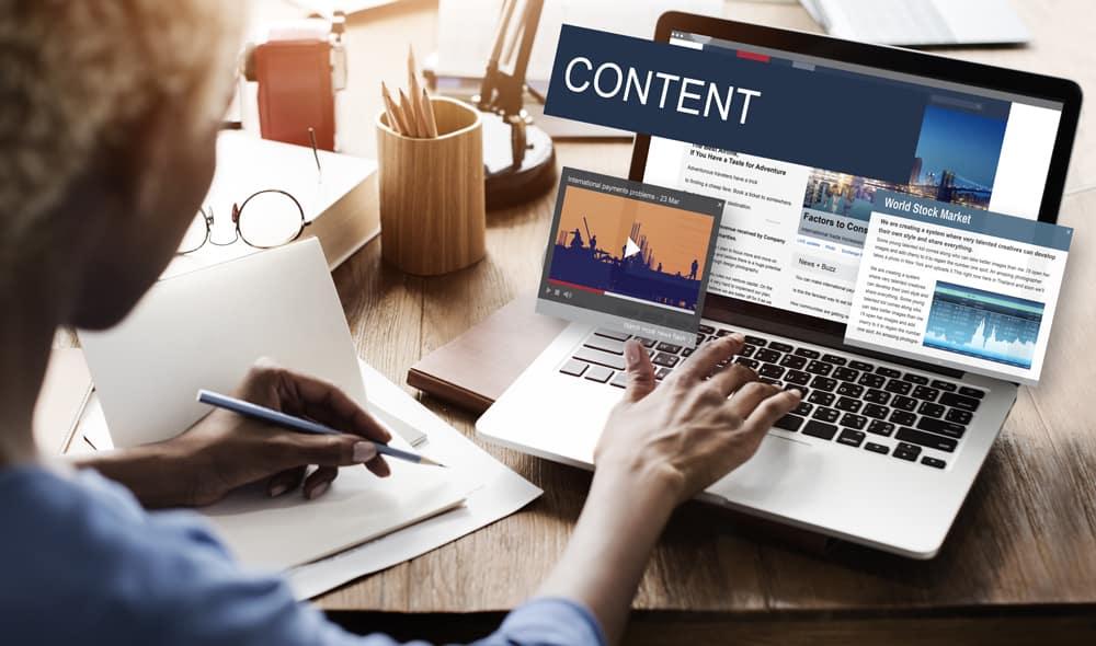 SEO Driven Content