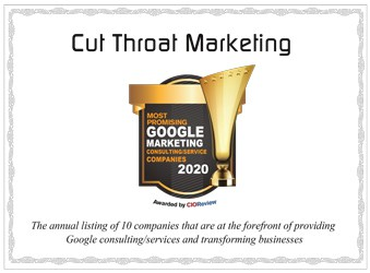 Most Promising Google Marketing Firm for 2020