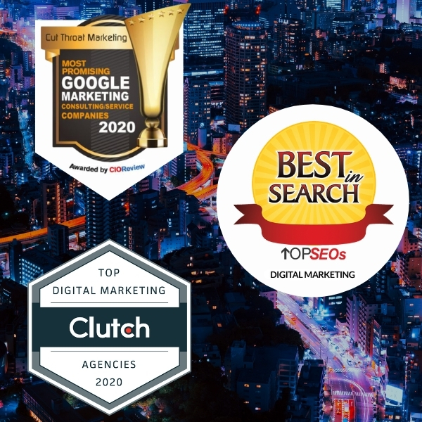 Award Winning Digital Marketing Services