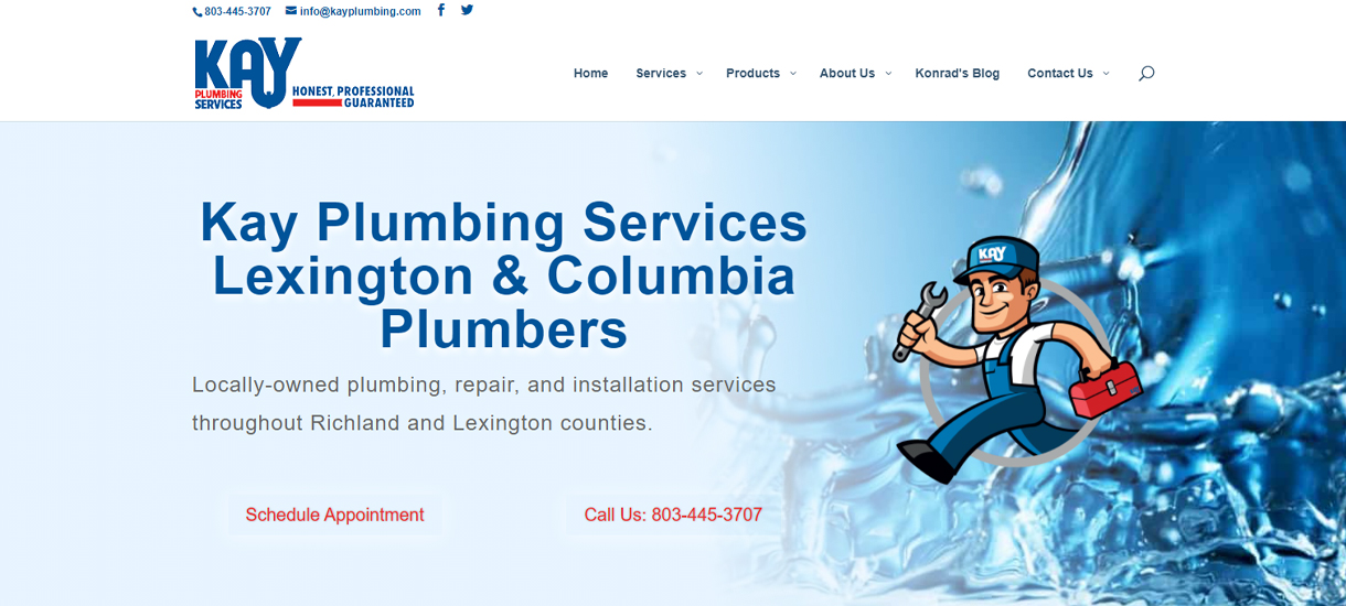 plumber-technical-case-study-report-2020